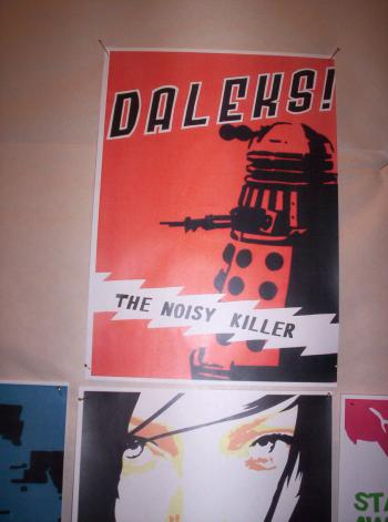We Are The Daleks