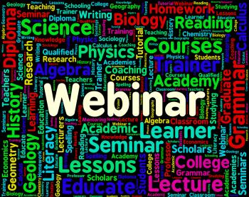 Webinar Word Represents Training Www And Lesson