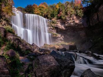 Webster's Falls, Dundas, Ontario