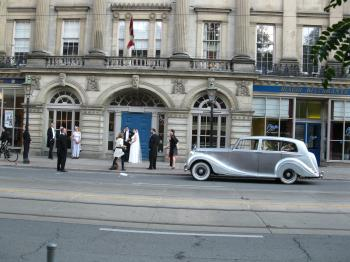 Wedding party in front of the St Lawrence Town Halll.jpg