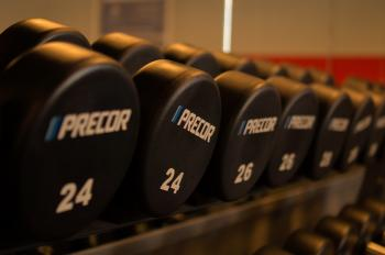 Weights in the Gym