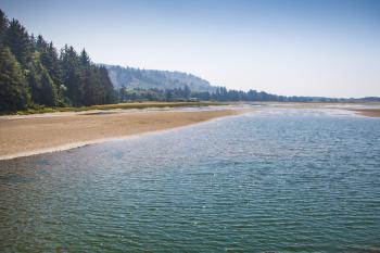 Whalen Island, Oregon