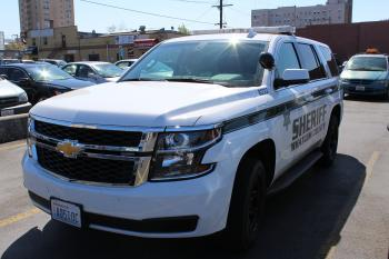 Whatcom County Sheriff's Office 2015 Chevy Tahoe
