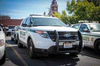 Whatcom Sheriff Ford Police Interceptor Utility (6223)