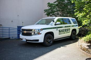 Whatcom Sheriff NEW Slicktop 2015 Chevrolet Tahoe (6234)