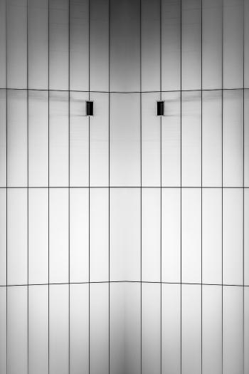 White and Black Grid