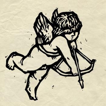 White Cupid