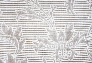 White flower Fabric Texture