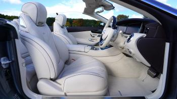 White Leather Bucket Car Seat