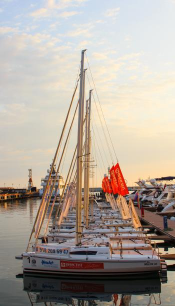 White Yachts