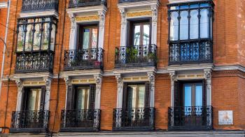 Windows of Building