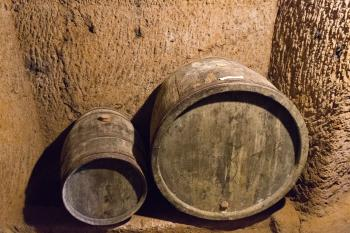Wine Wood barrels