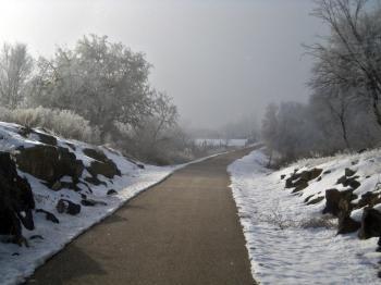 Winter Greenbelt