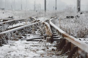 Winter Rails