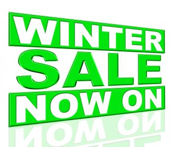 Winter Sale Shows At This Time And Discount