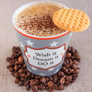 Wish It Dream It Do It Print Cup