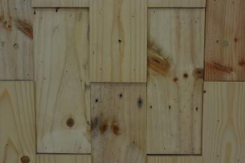 Wood Texture Box