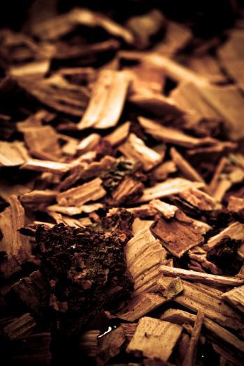 Wooden Chip Texture