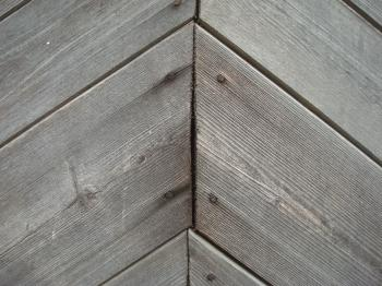 Wooden door pattern