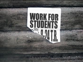 work for students