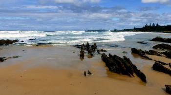 Yabbarra Beach NSW.Aust.