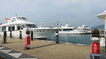 Yachts on the Port
