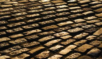Yellow Cobblestones