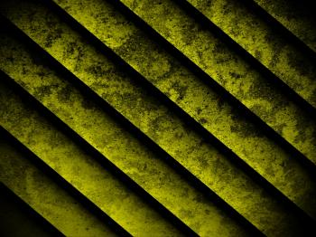 Yellow Diagonal Grunge Background