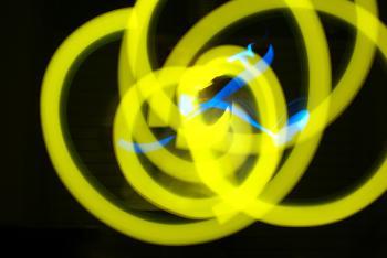 Yellow Glowsticks