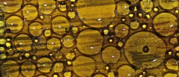 Yellow oil