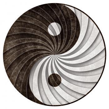 Yin Yang Grunge Cycle