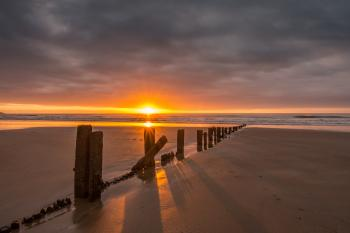 Youghal Sunrise County Cork