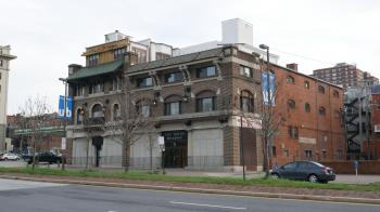 Zell Motor Car Company Showroom, 11 E. Mount Royal Avenue, Baltimore, MD