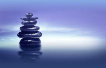 Zen Stones - Feng Shui and Harmony Concept