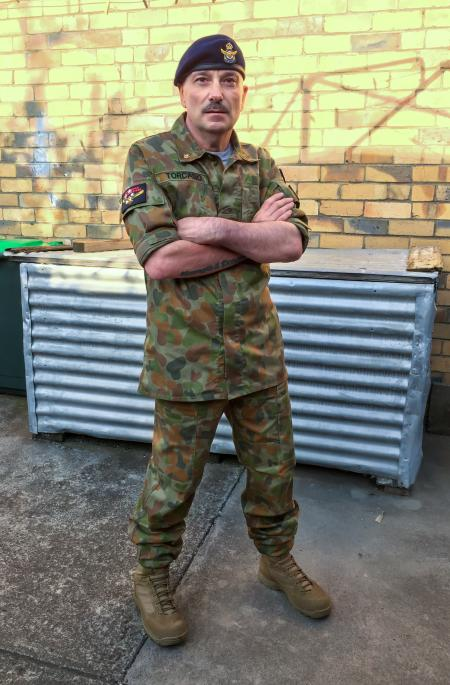 Disruptive Pattern Camouflage Uniform (DPCU)