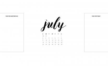 1 July