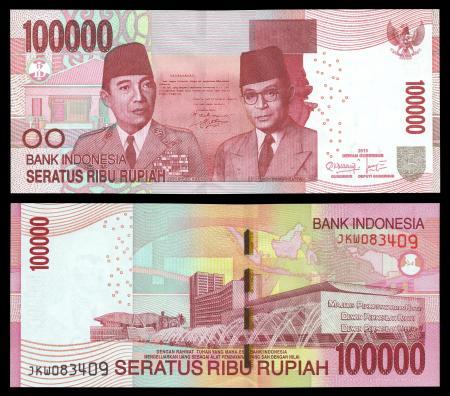 100 thousand rupiah