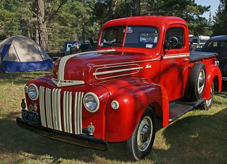 1942 Ford 15cwt