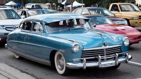 1949 Hudson Commodore Sedan
