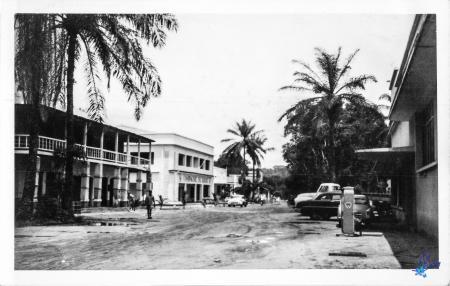1950>1960 - Kikwit - Congo belge