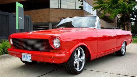 1963 Chevy II Custom