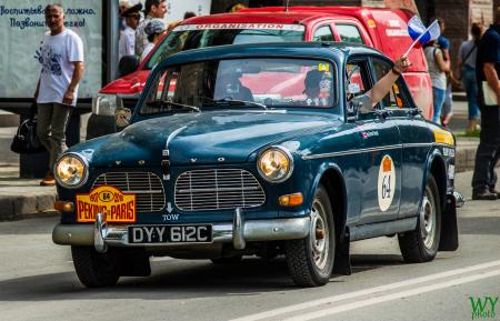 1965 Volvo Amazon 122 - Claudine Bloom & Andrew Twort