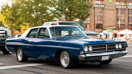 1968 Ford Galaxie 500