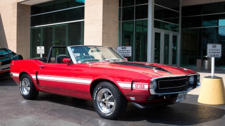 1970 Ford Shelby GT350 Convertible