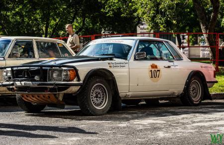 1972 Mercedes 450 SLC