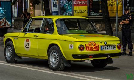 1973 BMW 2002 TII - Ib Sorensen & Mogens Lauritsen