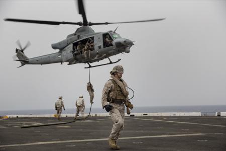 24th Marine Expeditionary Unit Training