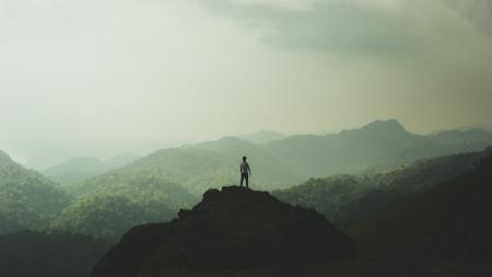 A Hill top