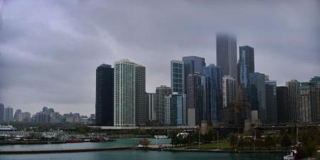 A nasty day in Chicago