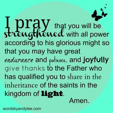 A Pray